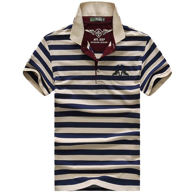 6b814b280b0 2019 nuevo de alta calidad de los hombres de la marca polo camisa casual de  verano de rayas de los hombres de algodón sólido polo camisa ralp hombres  camisa ...