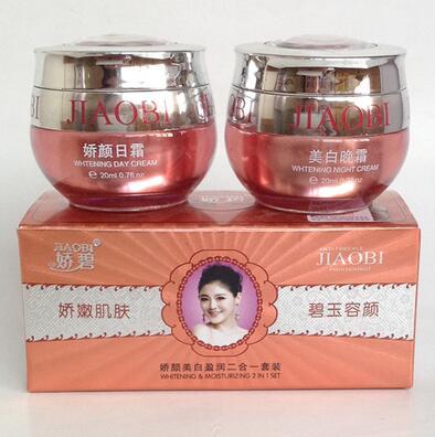 Hot Sale Hongkong JiaoBi Jiao Yan Whitening 2 In 1