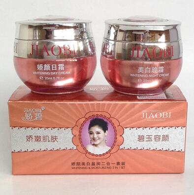 Hot Sale Hongkong JiaoBi Jiao Yan whitening 2 in 1 Hot Sale Hongkong JiaoBi Jiao Yan whitening 2 in 1