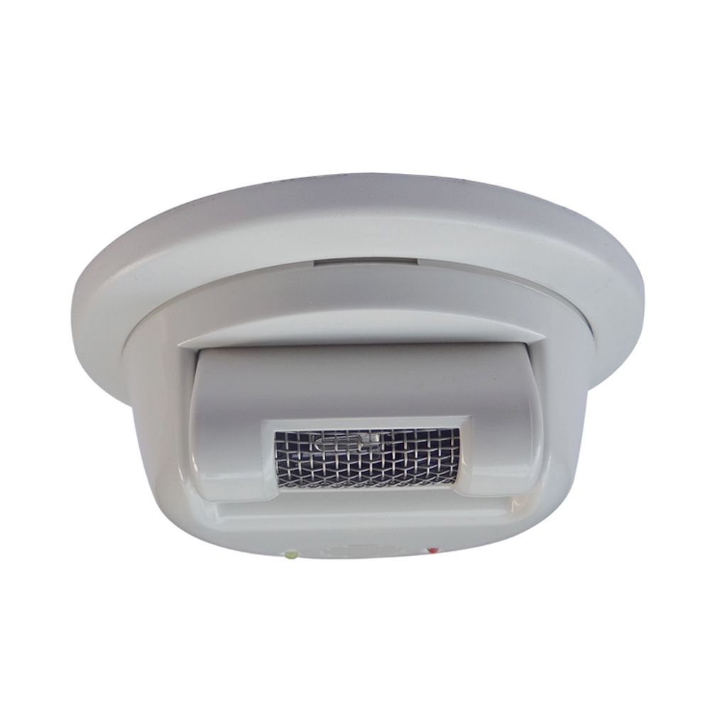 NIEUWE 2000E draad Fire Smoke Alarm sensor Vlam detector Voor home security olie gas station Ultraviolet ray lichtopbrengst GEEN NC relais - 3
