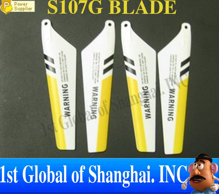 Free shipping Syma S107G -2 Main Main Blade for S107G Spare part