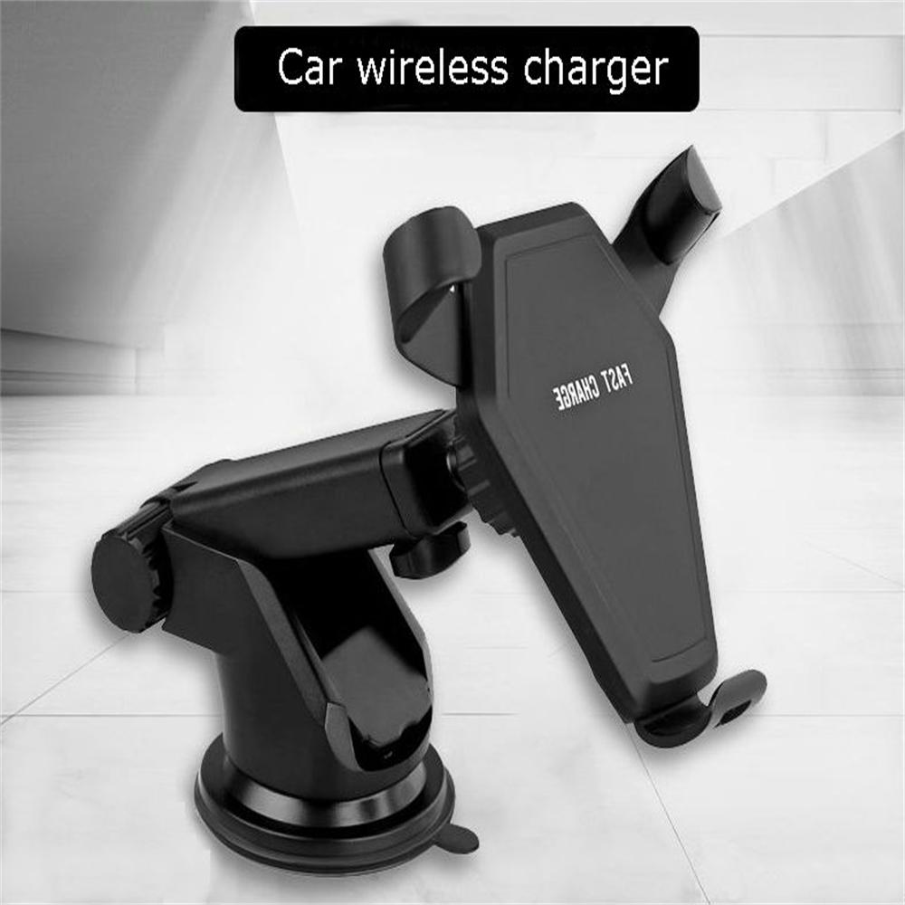 KUMIETEC to QI Car Wireless Charger For iPhone 8 X Samsung font b Galaxy b font
