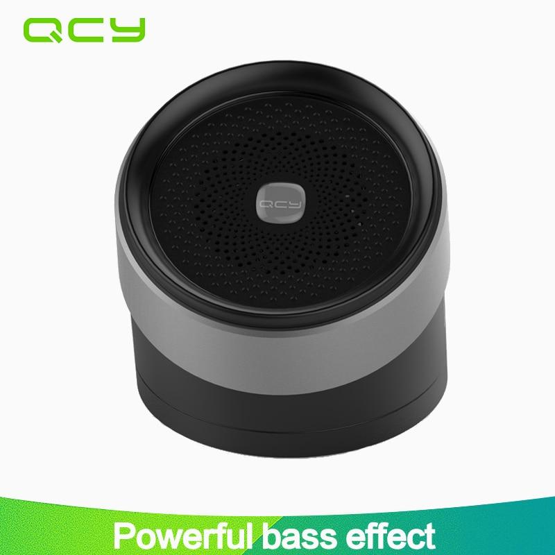 2017 QCY QQ1000 v4.2 haut-parleur Bluetooth mini portable sans fil haut-parleur système de son 3D stéréo MP3 musique jouer avec microphone