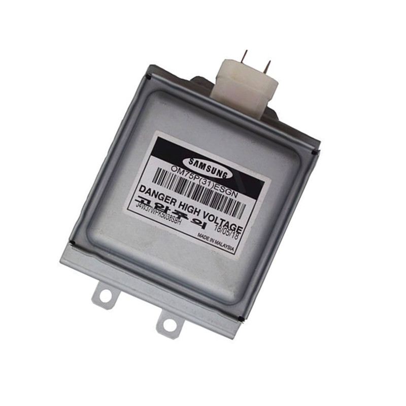 Industrial Microwave Oven Parts OM75P(31) Magnetron for samsung Microwave Oven OM75P ESGN Magnetron Accessories
