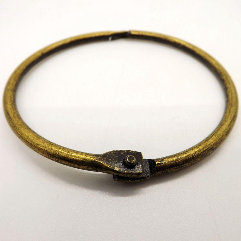 brozen circulo anel pendurado anel loose leaf 02