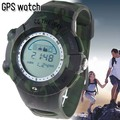 Hot Multi-functional GPS Watch GPS Navigator Electronic Compass for Outdoor Adventure Travel oud6445
