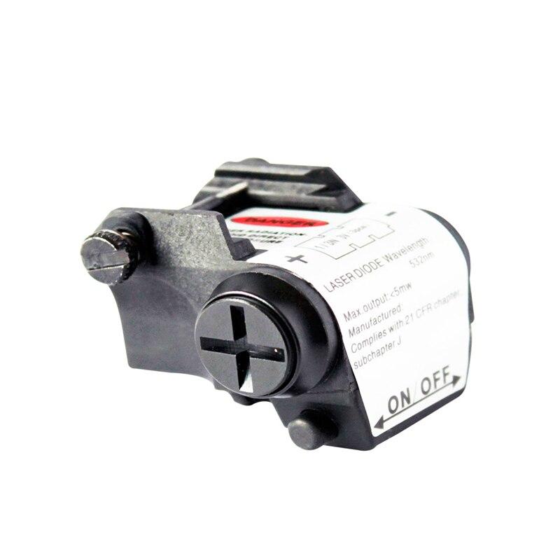 tático caça subzero red dot scope laser