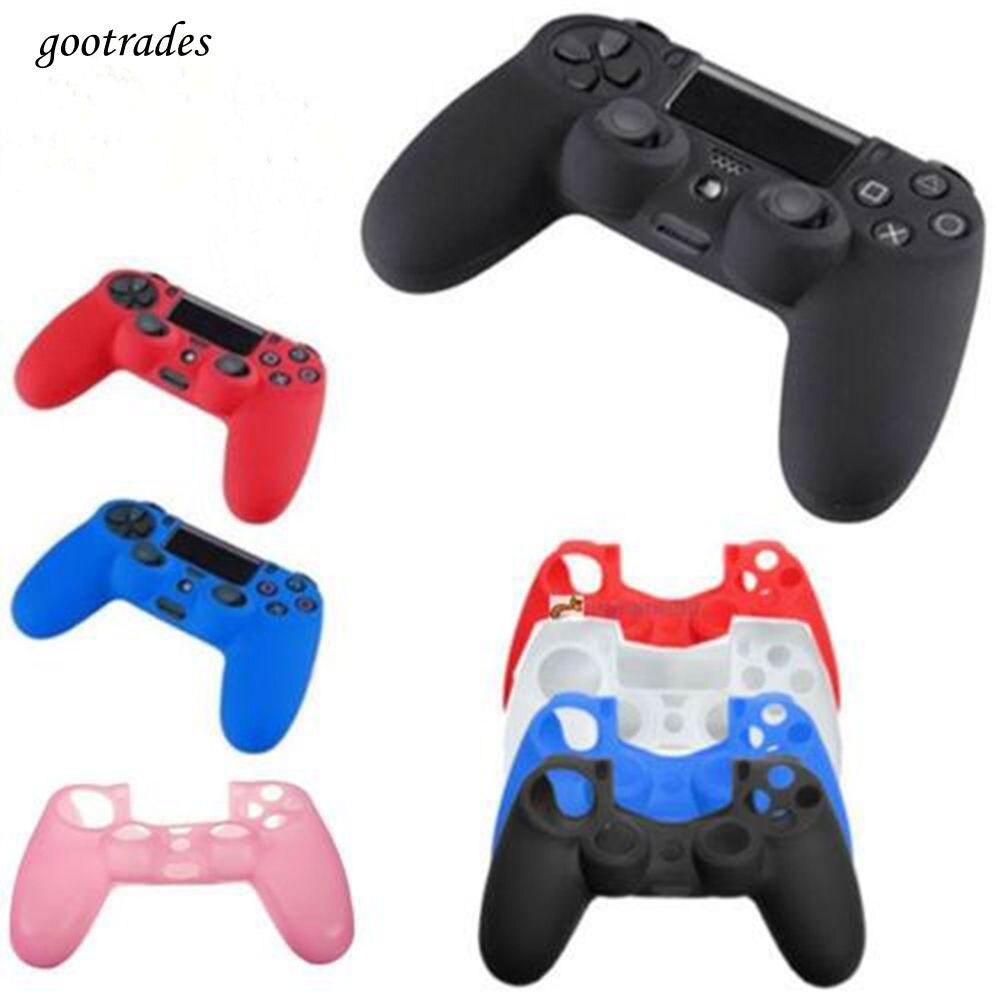 Полезный силиконовый чехол для контроллеров PS4 Playstation 4