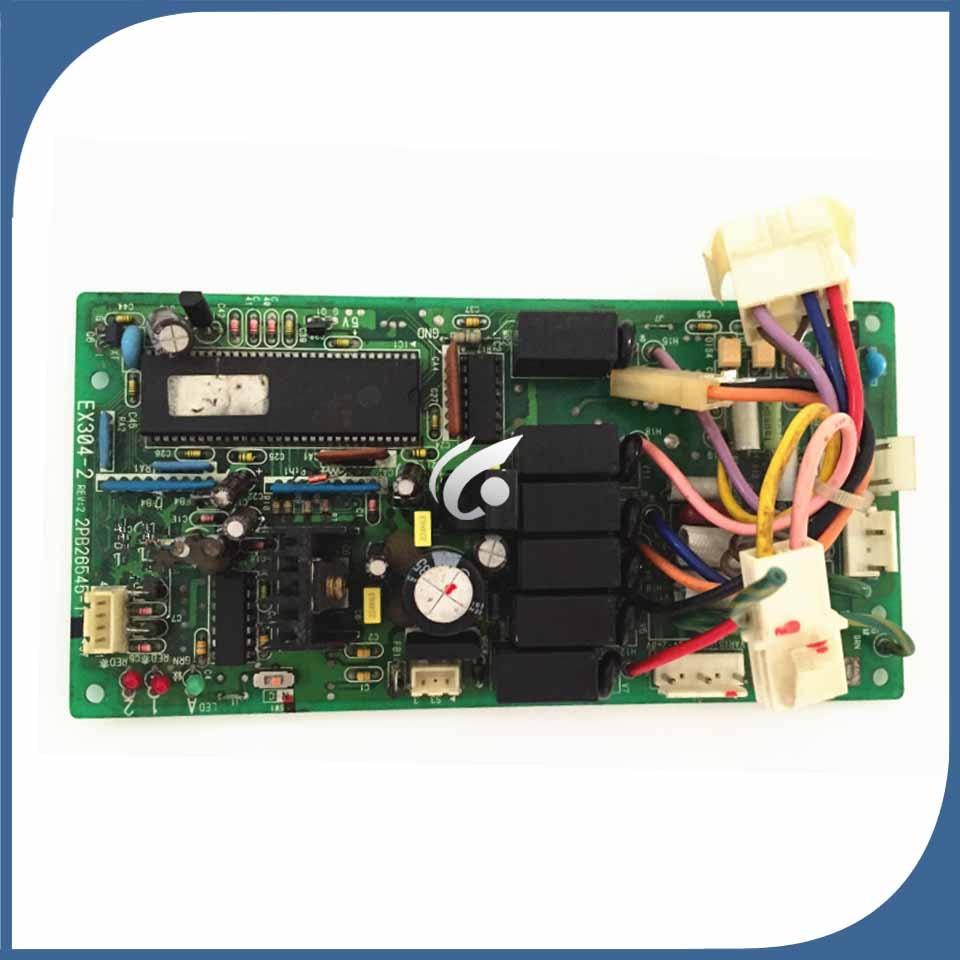 a4c78247f 95% جديد عمل جيدة ل تكييف الهواء مجلس الكمبيوتر 2PB26545-1 EX304-2  FTY35FV1C لوحة تحكم