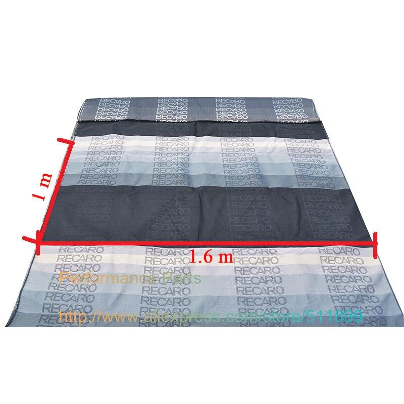 Replace Car Seat Cloth RECARO Seat Fabric (160x150 cm)-in ...