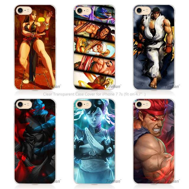 Street Fighter Phone Cases (Apple iPhones)