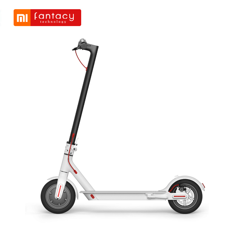 xiaomi mi electric scooter mijia 2 wheels smart electric. Black Bedroom Furniture Sets. Home Design Ideas
