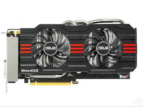 Used graphics card GTX670 4G image