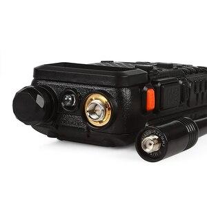 Image 4 - Baofeng DM 5R ווקי טוקי Dual Band חם CB רדיו 2 דרך משדר נייד VHF UHF UV 5R DMR רדיו Communicator סטריאו