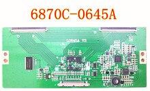 For New LG 6870C-0645A T-Con Logic Board 4K To 2K LCD TV Driver Board 55 Inch Hisense Skyworth Logic Plate Bar
