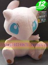 Фильмы и ТВ Pokemon 30 см Pocket Monster Mew плюшевые игрушки около 12 дюймов кукла подарочные p5805
