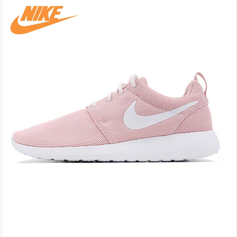 купить Original New Arrival Offical Nike Roshe Run One Breathable Women's Running Shoes Sports Sneakers Trainers недорого