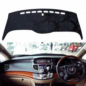 For Honda Odyssey 2004 2005 2006 2007 2008 Flannel Dashmats Dashboard Covers Dash Pads Car Mat Carpet Sun Shade RHD