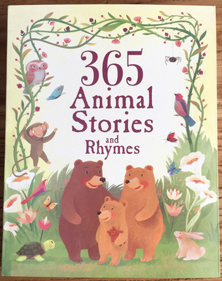 365 Stories and Rhymes: Hot Saler Boy child story books in English English Enlightenment Illustrated Children free shipping 2015 new hot saler star wars original english books