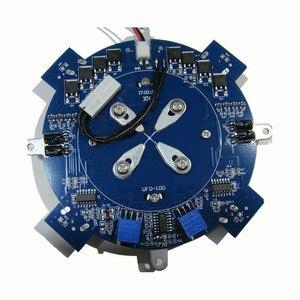 Image 5 - لتقوم بها بنفسك 500g المغناطيسي الإرتفاع وحدة المغناطيسي تعليق الأساسية مع LED مصباح D4 007