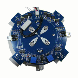 Image 5 - DIY 500g magnetic levitation module Magnetic Suspension Core with LED lamp D4 007