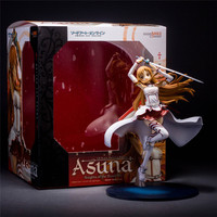 Japan Anime Sword Art Online Figure Asuna Juguetes PVC Action Figure 8.6 Model Doll Toys Gift For Kids Toys Brinquedos