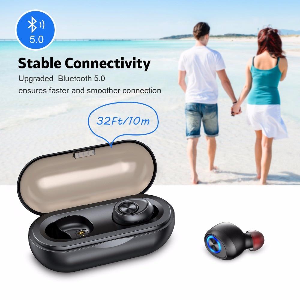 7147bad3cfe403 Beste Kopen Anomoibuds Capsule Draadloze Tws Bluetooth Oortelefoon TWS  Bluetooth Hoofdtelefoon Noise Cancelling Bluetooth 5.0 Stereo Oproep  Oortelefoon ...