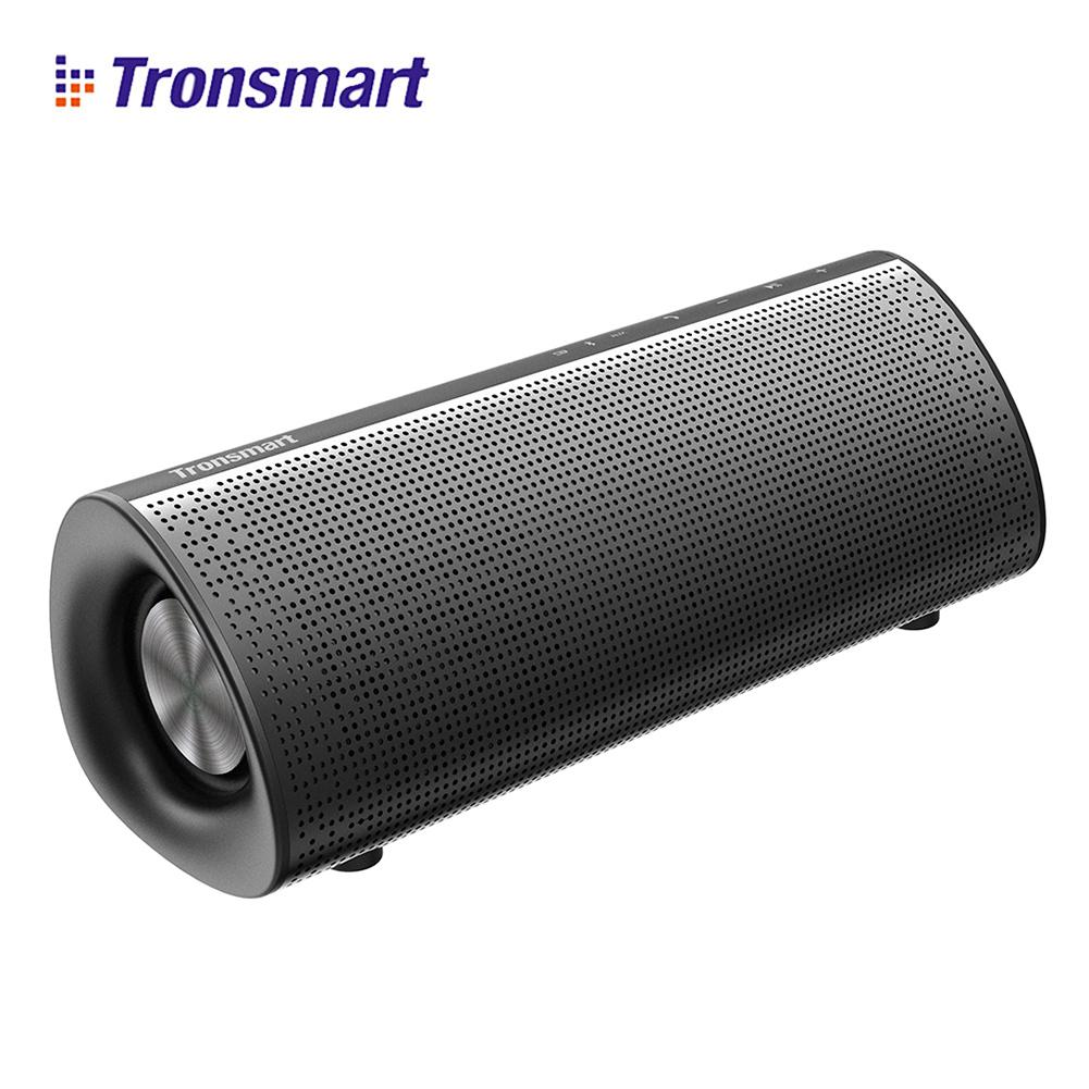 Tronsmart Element Pixie Bluetooth Speaker TWS Soundbar Portable Speaker Subwoofer Speakers Double Passive 20W Wireless Speaker digital treasures lyrix jive jumbo bluetooth speaker speakers retail packaging