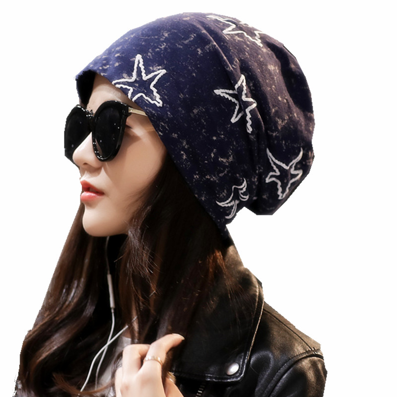 fa2428ac3ad New star bande femmes d été printemps automne porter caps élastique simple  filles en mois