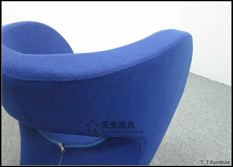 Купить с кэшбэком Albert's chair. Contracted sofa chair.. Cloth art deck chair