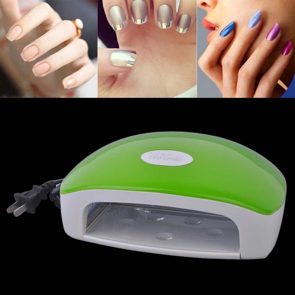 High Quality 12W LED Nail Dryer Curing Lamp Machine Nail Art Tool Automatic Timer for UV Gel Nail Polish Fast Drying 12w led nail dryer curing lamp machine nail art tool automatic timer for uv gel nail polish fast drying new style top quality