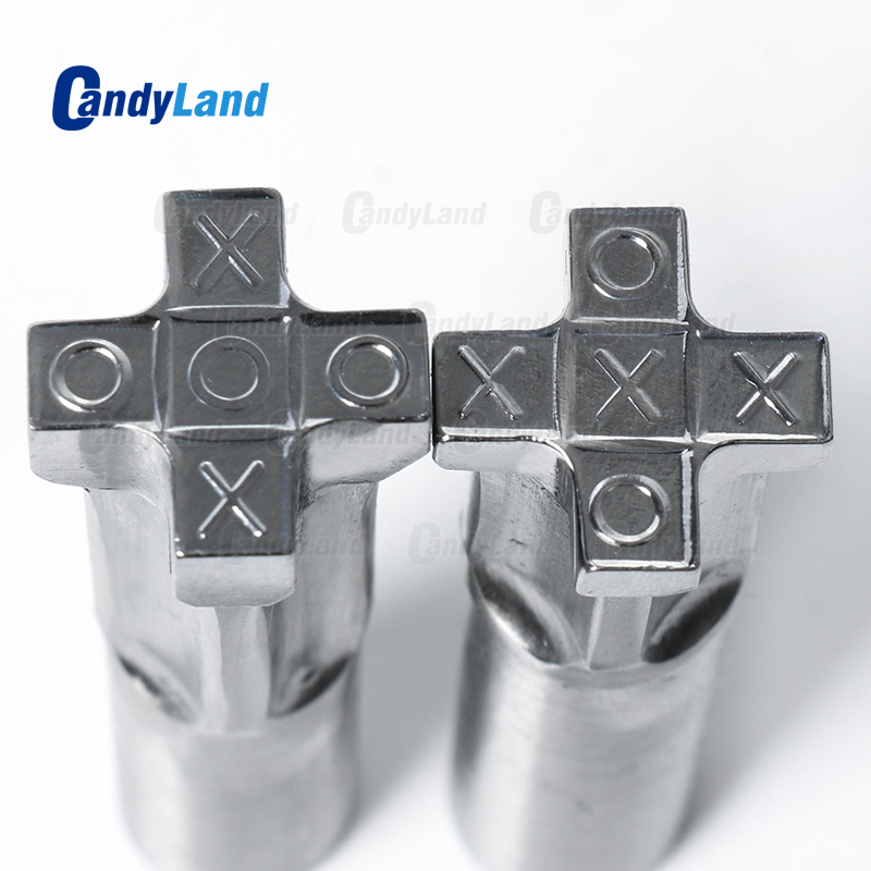 CandyLand X O X Tablet Die Pill Press Die Candy Punch Die Set Custom Logo Punch Die Cast Pill Press For Tablet TDP MachineCandyLand X O X Tablet Die Pill Press Die Candy Punch Die Set Custom Logo Punch Die Cast Pill Press For Tablet TDP Machine