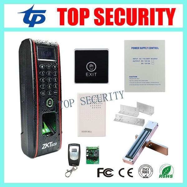 TF1700 fingerprint access control system TCP/IP biometric fingerprint door lock system with RFID card access control reader