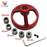 08560 Drill Guide Woodworking Hole Puncher Vertical Drilling Fixture Wood Working Locator