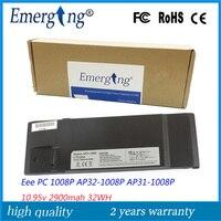 10 95v 31Wh New Original Laptop Battery For ASUS Eee PC AP32 1008P AP31 1008P