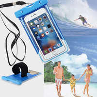 Water Proof Phone Case Underwater Pouch Mobile Water Proof Bag WaterProof Case For Asus zenfone 2 ze551ml laser ze500kl ze550kl