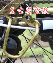 Factory production TECHKIN Golden Years LOFT zakka series of retro nostalgic antique bicycle water bottle holder