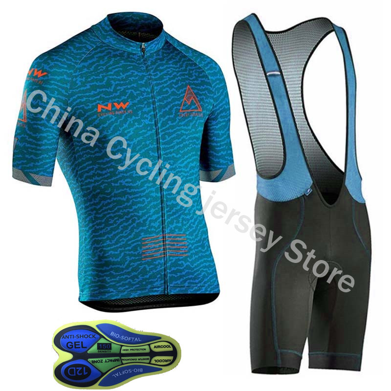 NW Northwave 2019 short sleeve summer cycling jersey  bike bib/shorts shirt set bicycle clothes outdoor sportwear ropa ciclismoNW Northwave 2019 short sleeve summer cycling jersey  bike bib/shorts shirt set bicycle clothes outdoor sportwear ropa ciclismo