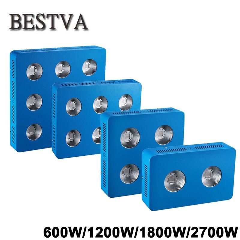 BEST 600W1200W 1800W 2700W led grow light Full Spectrum for indoor plants veg fruit medical grow
