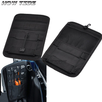 For Harley HD Softail Dyna Touring Road King Street Electra Glide Ultra Motorcycle Saddlebag Organizer Hard Bags Storage Case
