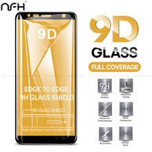 9D New Protective Glass On For Samsung Galaxy A6 A8 Plus 2018 Full Cover Tempered The J4 J6 J8