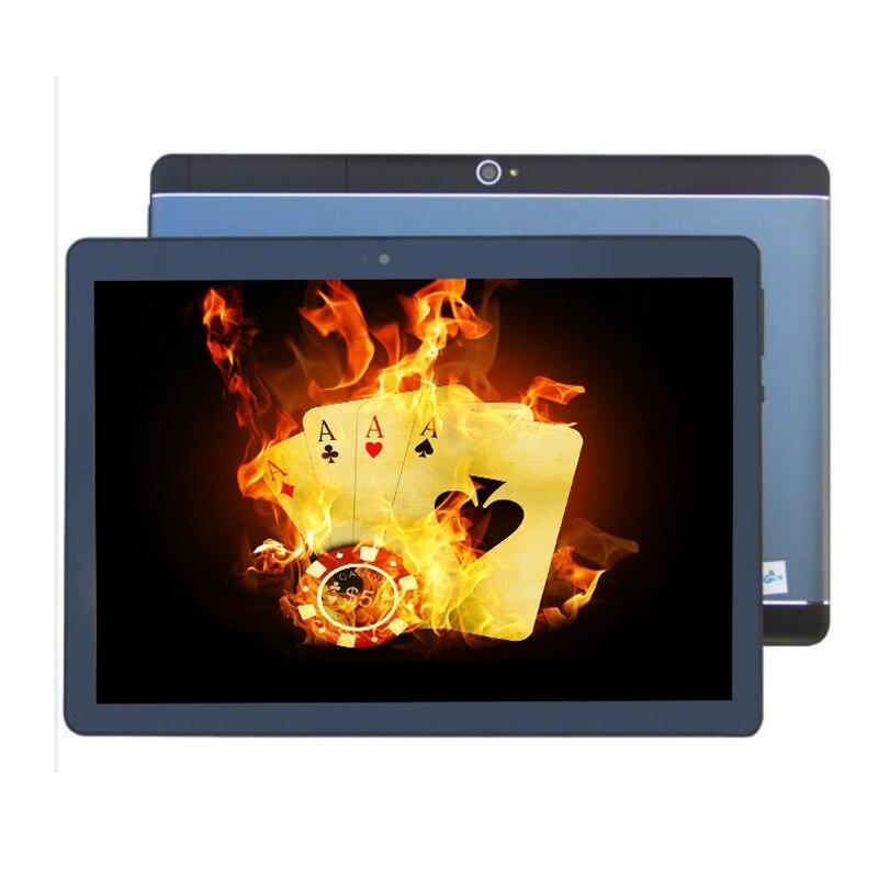 2018 NEW Computer 10.1 inch tablet PC Octa Core Android 7.0 4GB RAM 32GB 64GB ROM 8 Core 10 10.1 Resolution 1920X1200 2018 new 10 1inch tablet pc android 7 0 4 gb ram 32gb rom cortex a7 octa core camera 5 0mp wi fi ips telefoon tabletten pc
