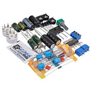 Image 5 - AIYIMA 6J1 safra tampon tüp preamplifikatör ses kartı LM1875T güç amplifikatörü kurulu 30W Preamp kulaklık amplifikatörü AMP DIY kitleri
