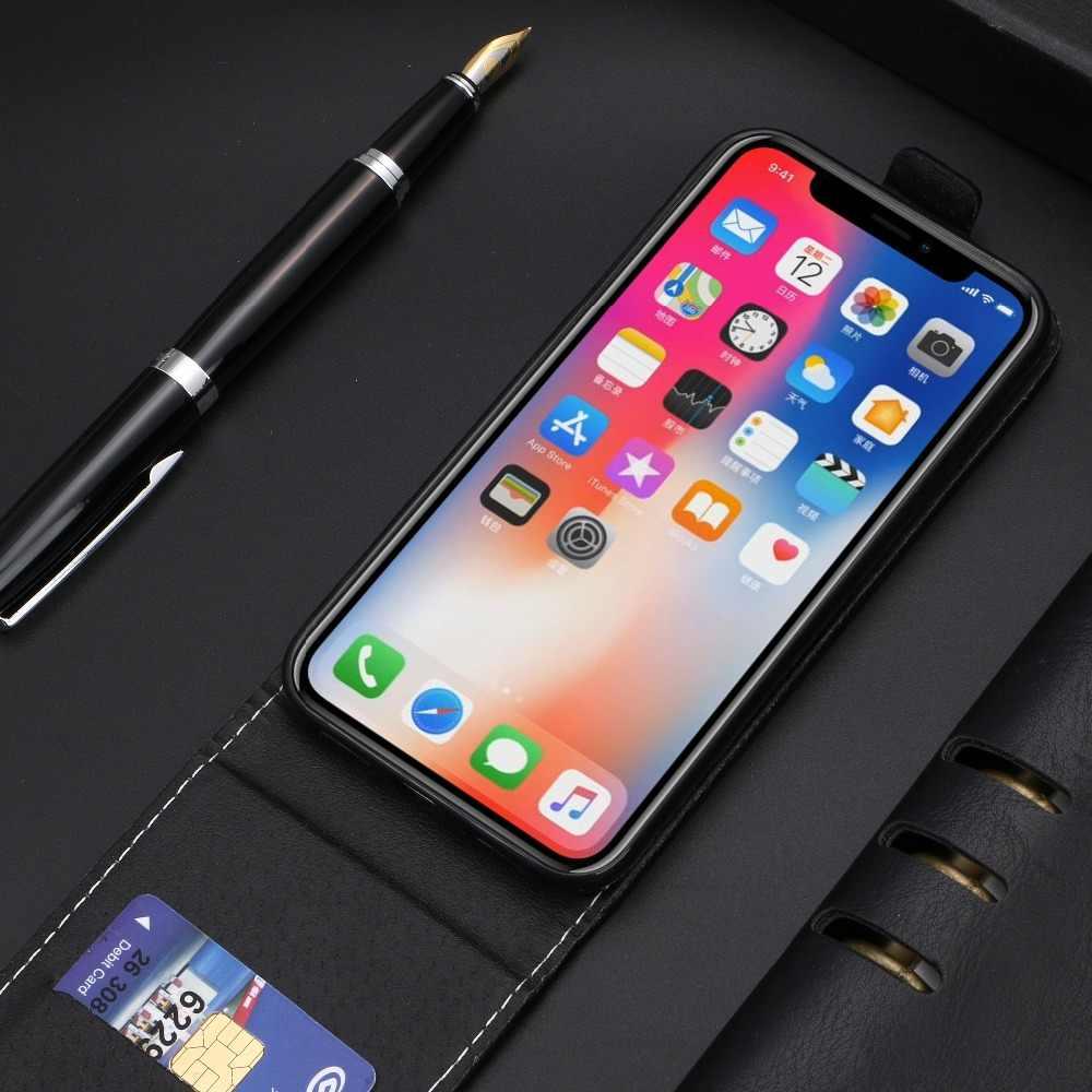 Винтажный флип-кейс из ТПУ для Huawei Y7 Prime 2018, плотный чехол для Huawei Y7 Prime 2018, чехол для телефона