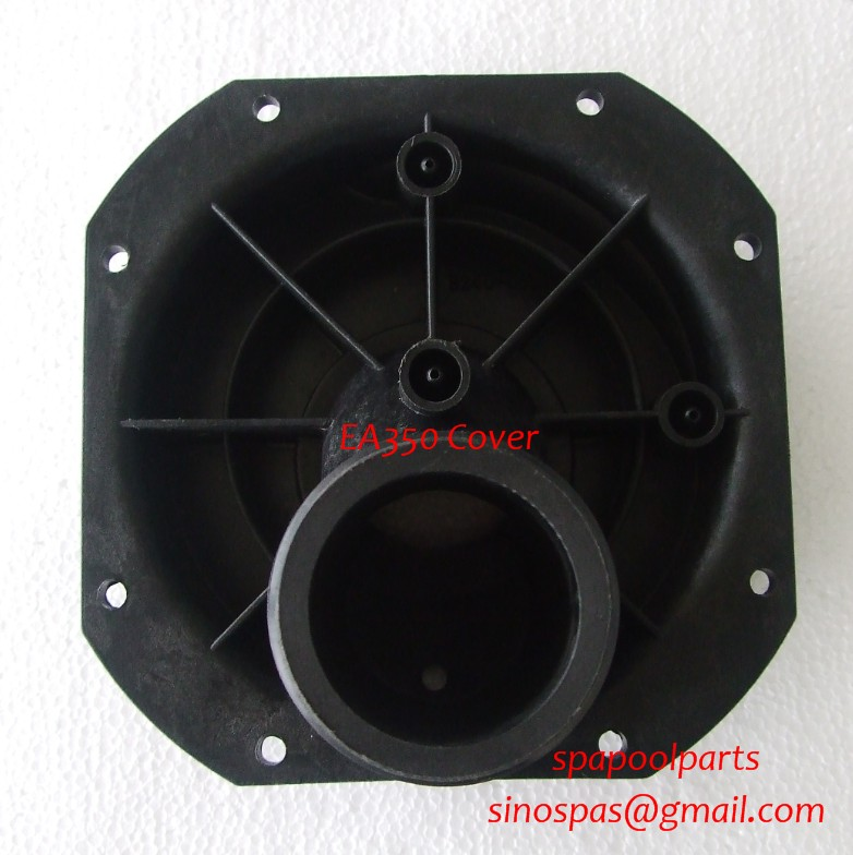 LX Pump EA320 EA350 pump front faceplate cover lx pump ea320 ea350 pump wet end pump body