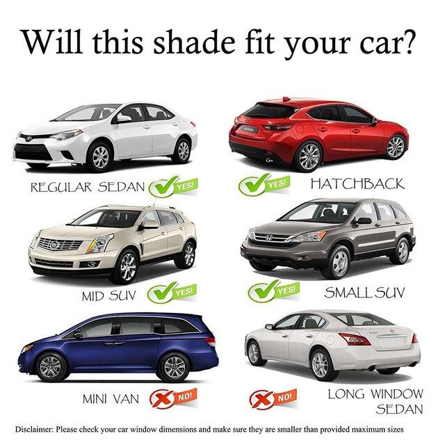 2 Lado Do Carro Sol Janela Sombra pçs/set Universal Auto Malha Sun Bloco Escudo Protetor de Raios UV