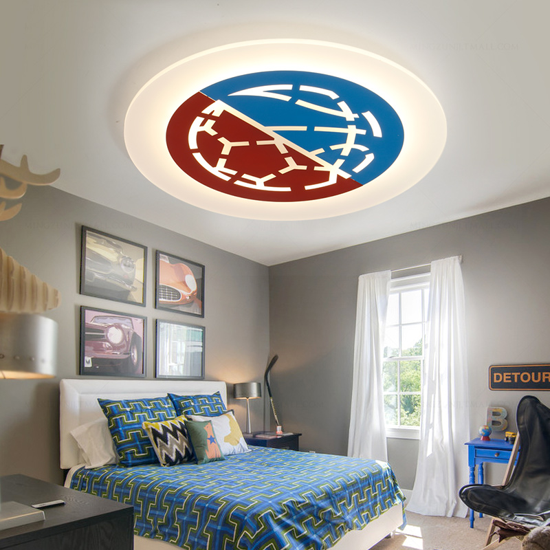 90~260V led ceiling lights Modern for Children room kids room ceiling lamp acrylic light fixtures lamparas de techo plafonnier 2017 acrylic modern led ceiling lights fixtures for living room lamparas de techo simplicity ceiling lamp home decoration