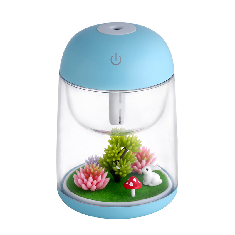 180ML Ultrasonic Air Humidifier for Home Car Air Freshener Essential Oil Diffuser Aroma USB Umidificador with LED Warm Light car outlet perfume air freshener with thermometer lime