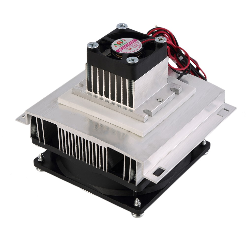 60W Thermoelectric Peltier Refrigeration Cooling System Kit 3