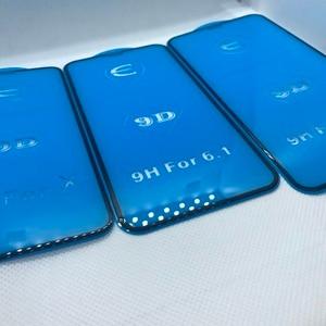 Image 2 - 9D полное покрытие Защитное стекло для iPhone X XR XS max стекло iphone XS max X XR защита экрана iPhone XS max XR X стекло flim